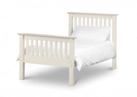 julian-bowen/Barcelona Bed 90cm HFE Stone White.jpg