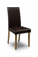 julian-bowen/Hudson-Chair-Brown-with-Oak-Leg.jpg