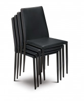 julian-bowen/Jazz Chair Black - Stack.jpg
