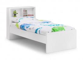 julian-bowen/Manhattan Bookcase Bed -Dressed.jpg