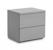 julian-bowen/Monaco 2 Draw Bedside Grey - Angle.jpg