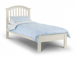 julian-bowen/Olivia Bed 90cm Stone White - Dressed.jpg
