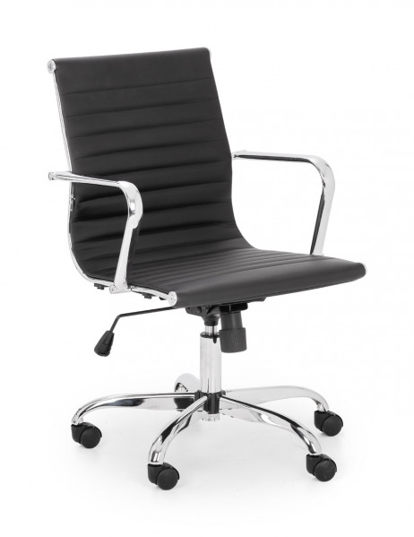 julian-bowen/Gio Office Chair Black - Angle.jpg